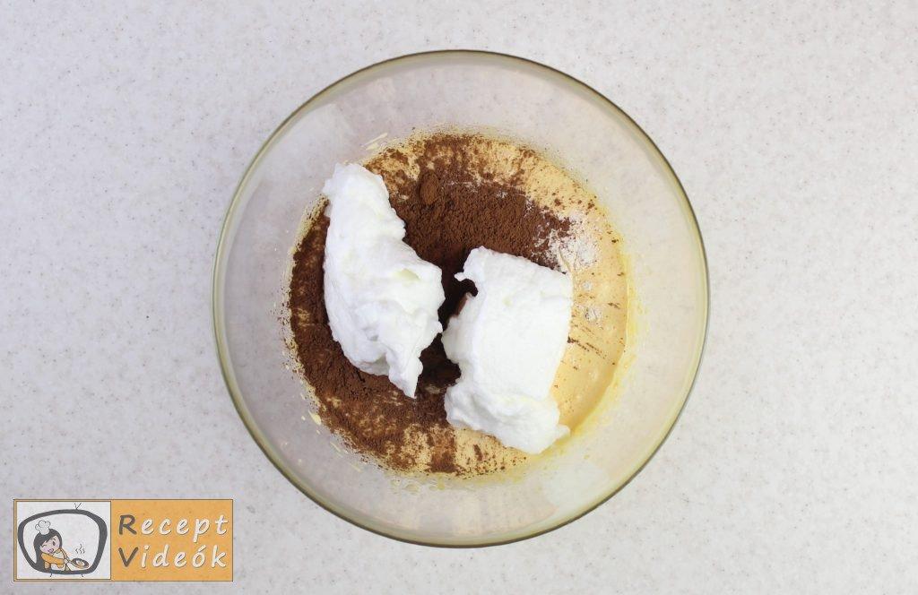 trüffel torta recept, trüffel torta elkészítése 3. lépés