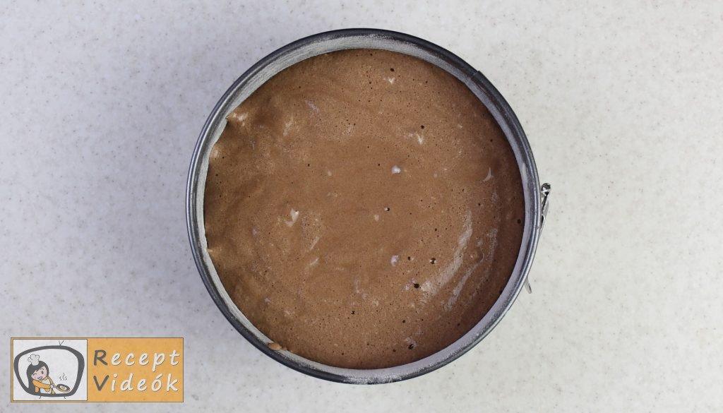 trüffel torta recept, trüffel torta elkészítése 5. lépés