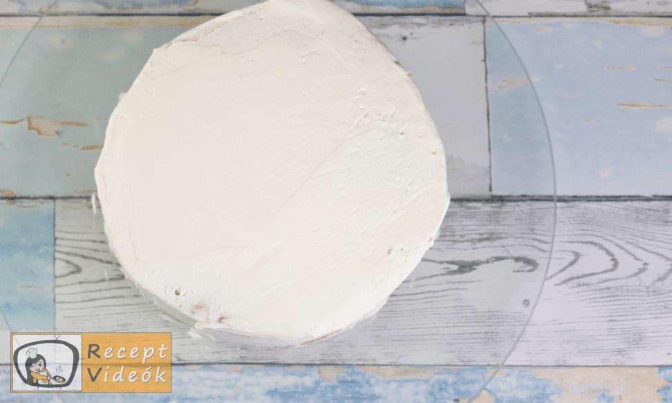 Tiramisu torta recept, tiramisu torta elkészítése 11. lépés