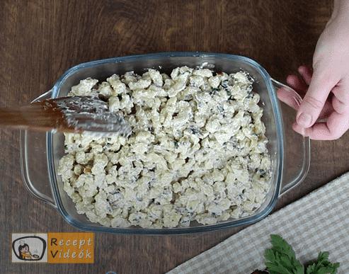 Sajtos nokedli recept, sajtos nokedli elkészítése 5. lépés