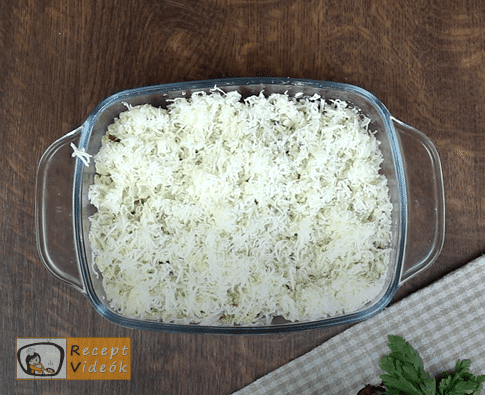 Sajtos nokedli recept, sajtos nokedli elkészítése 6. lépés
