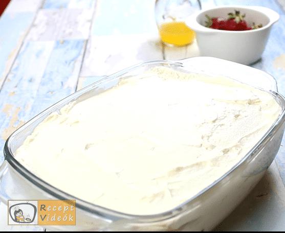 epres tiramisu recept, epres tiramisu elkészítése 7. lépés