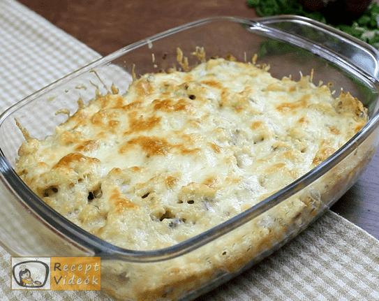 Sajtos nokedli recept, sajtos nokedli elkészítése 7. lépés