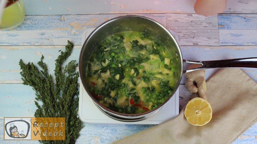 currys csirke recept, currys csirke elkészítése 5. lépés