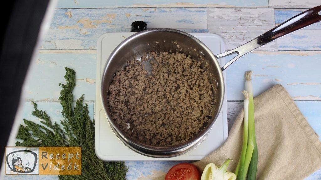 Pulykaragu recept, pulykaragu elkészítése 1. lépés