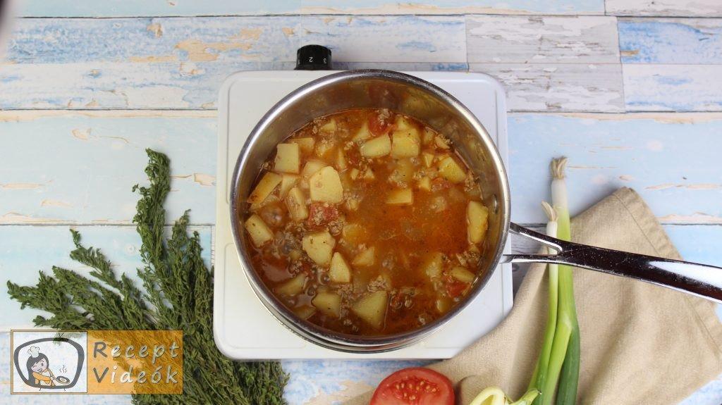 Pulykaragu recept, pulykaragu elkészítése 4. lépés
