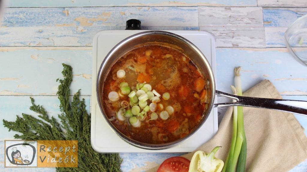 Pulykaragu recept, pulykaragu elkészítése 6. lépés