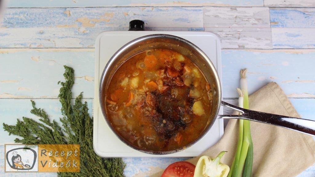 Pulykaragu recept, pulykaragu elkészítése 7. lépés