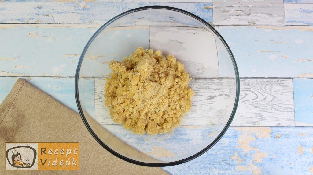 Sajttorta recept, sajttorta elkészítése 1. lépés
