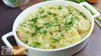 krumplisaláta recept, krumplisaláta elkészítése - Recept Videók