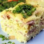 rakott tészta recept, rakott tészta készítése - Recept Videók