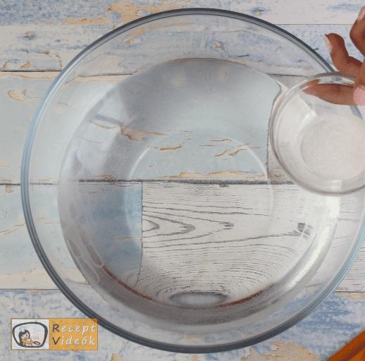 Őszibarackbefőtt recept, őszibarackbefőtt elkészítése 1. lépés