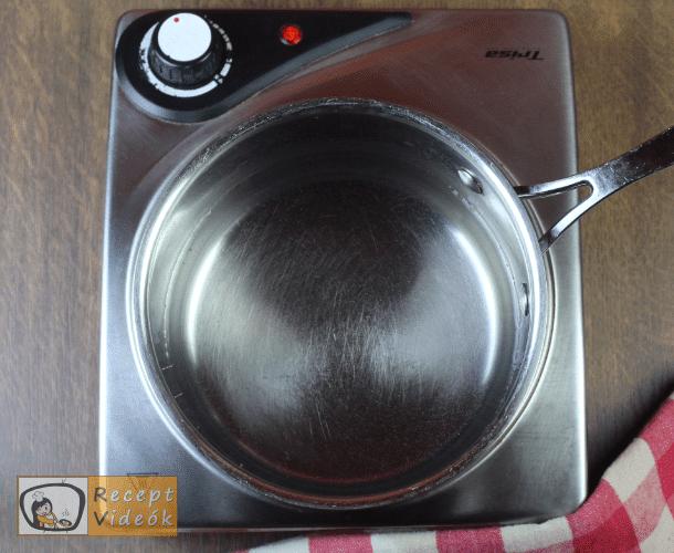 Kuszkusz recept, kuszkusz elkészítése 1. lépés