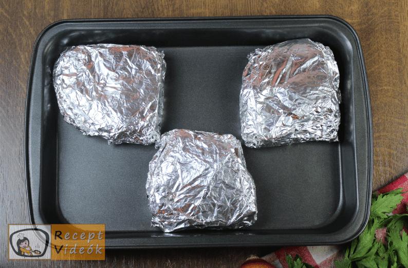 Marha steak recept, marha steak elkészítése 3. lépés