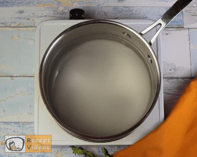 Őszibarackbefőtt recept, őszibarackbefőtt elkészítése 3. lépés