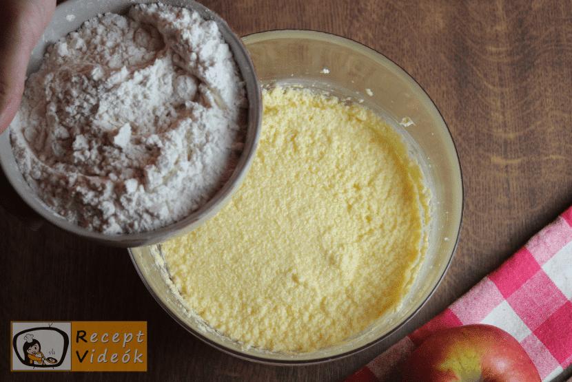 Szülinapi torta recept, szülinapi torta elkészítése 4. lépés