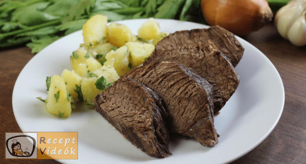 Sült marhahús recept, sült marhahús elkészítése 8. lépés