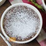Csokoládé szuflé recept, csokoládé szuflé elkészítése - Recept Videók