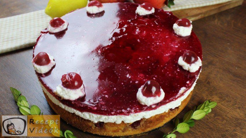 Piroska torta recept, piroska torta elkészítése - Recept Videók