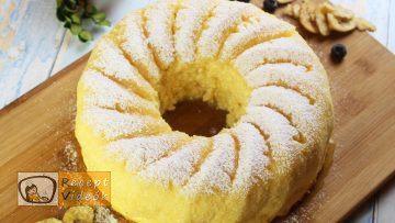 Túrós süti recept, túrós süti elkészítése - Recept Videók