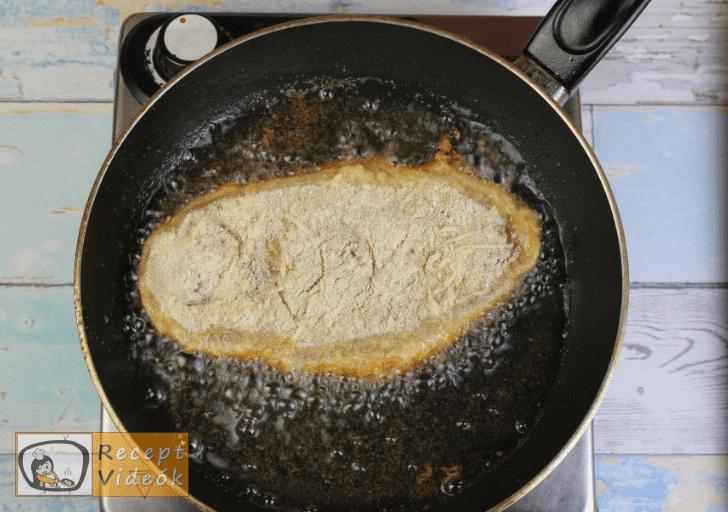 Parmezános csirke recept, parmezános csirke elkészítése 3. lépés