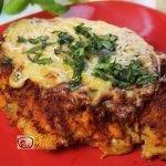Parmezános csirke recept, parmezános csirke elkészítése - Recept Videók