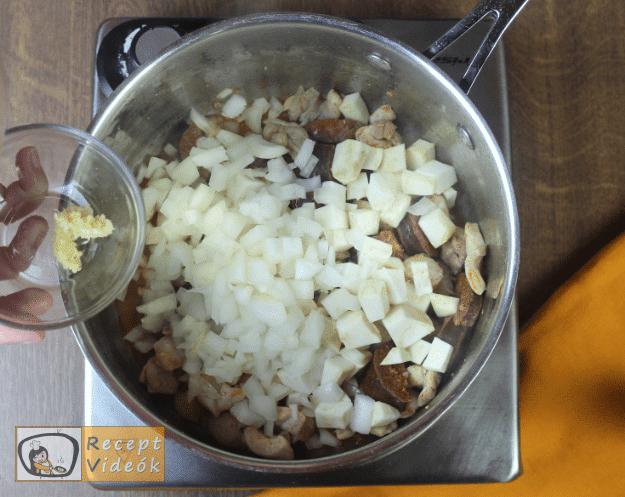 Jambalaya recept, jambalaya elkélszítése 2. lépés