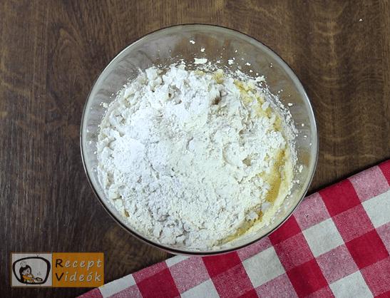 márványkalács recept, márványkalács elkészítése 4. lépés