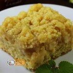 Morzsás almatorta recept, morzsás almatorta elkészése - Recept Videók