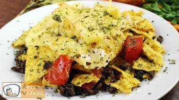 Marhahúsos nachos recept, marhahúsos nachos elkészítése - Recept Videók