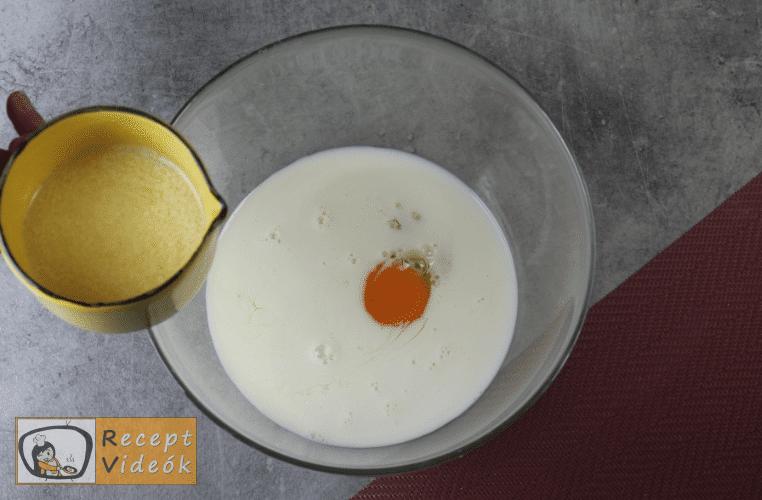 Kukoricakenyér recept, kukoricakenyér elkészítése 1. lépés