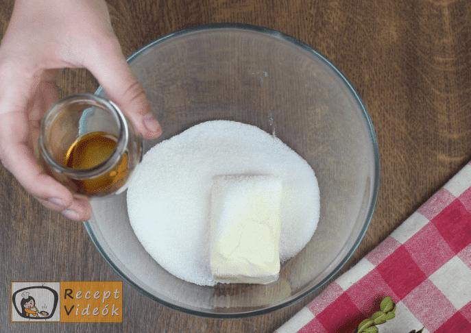 Sütinyalóka recept, sütinyalóka elkészítése 1. lépés