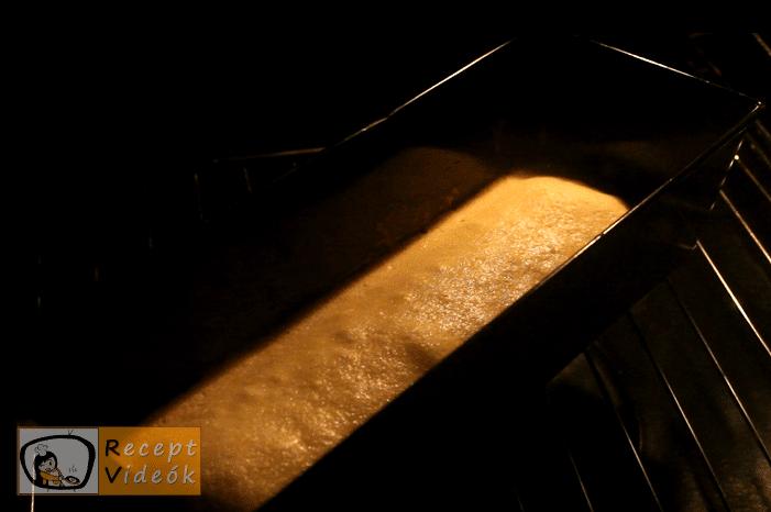 Sütinyalóka recept, sütinyalóka elkészítése 4. lépés