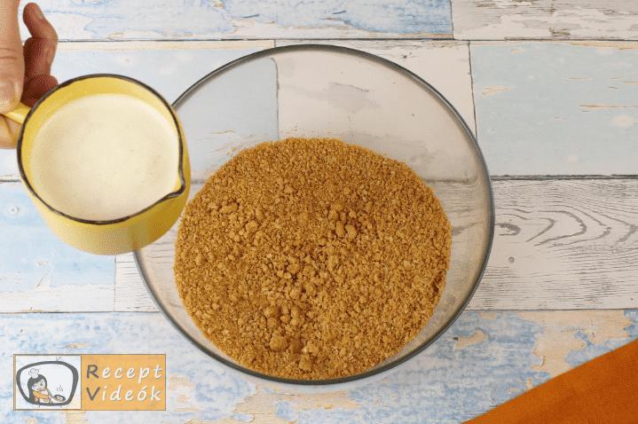 Key Lime Pite recept, key lime pite elkészítése 1. lépés