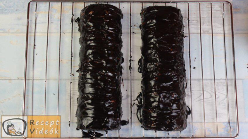 Méteres sütemény recept, méteres sütemény elkészítése 16. lépés