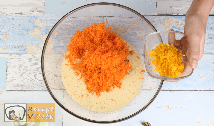 Ízletes répasüti recept, ízletes répasüti elkészítése 2. lépés