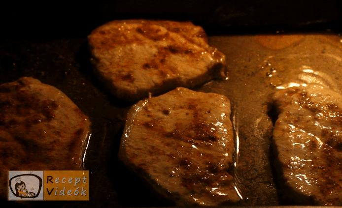 Sütőben sült karaj recept, sütőben sült karaj elkészítése 3. lépés