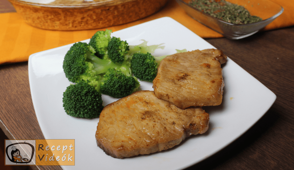 Sütőben sült karaj recept, sütőben sült karaj elkészítése 4. lépés