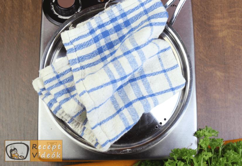 Főtt tojás recept , főtt tojás elkészítése 4. lépés