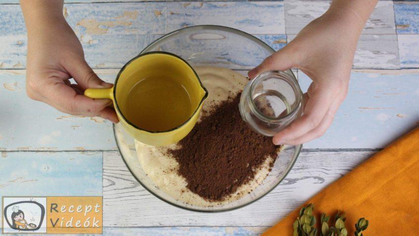 Méteres sütemény recept, méteres sütemény elkészítése 5. lépés