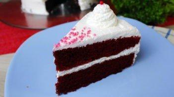 Vörös bársony torta recept, vörös bársony torta elkészítése - Recept Videók