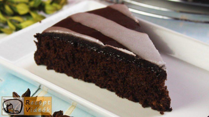 Csokis sütemény recept, csokis sütemény elkészítése - Recept Videók