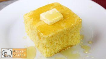 Kukoricakenyér recept, kukoricakenyér elkészítése - Recept Videók