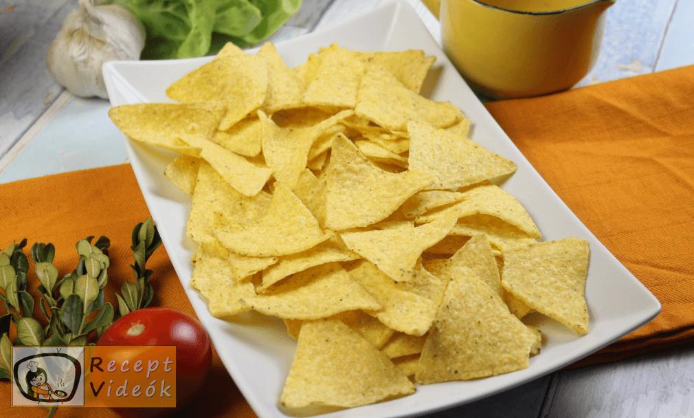 Sloppy Joe Nachos recept, sloppy joe nachos elkészítése 3. lépés