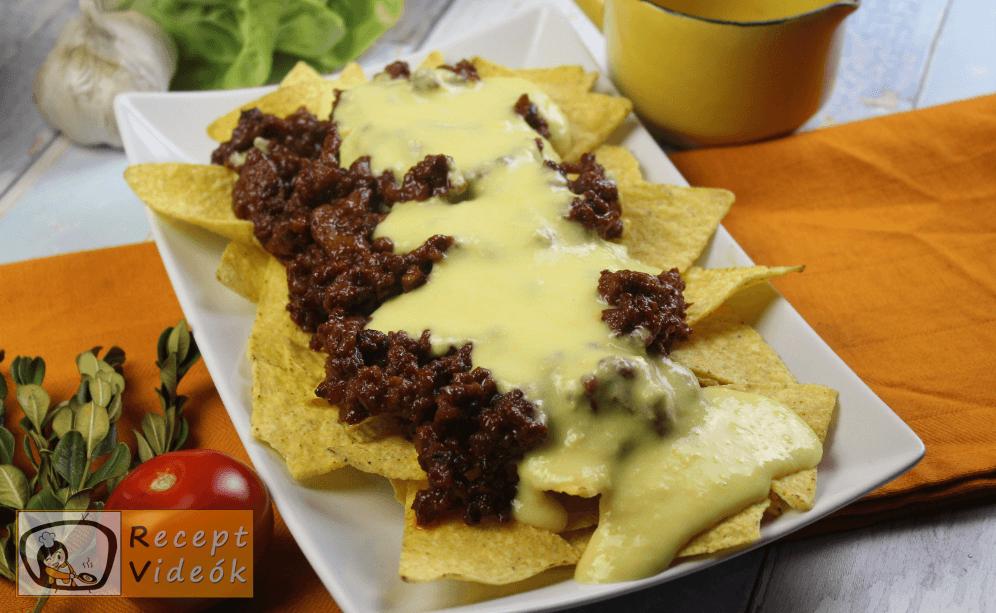 Sloppy Joe Nachos recept, sloppy joe nachos elkészítése 4. lépés