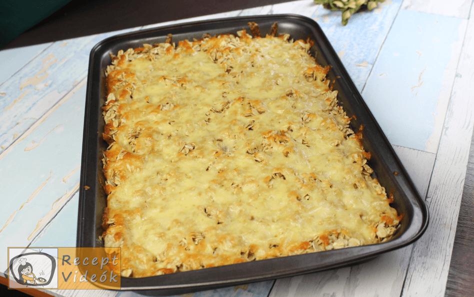 Röszti casserole recept, röszti casserole elkészítése 5. lépés
