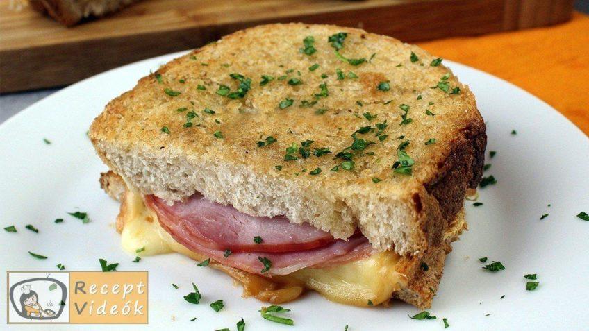 Reuben szendvics recept, reuben szendvics elkészítése - Recept Videók