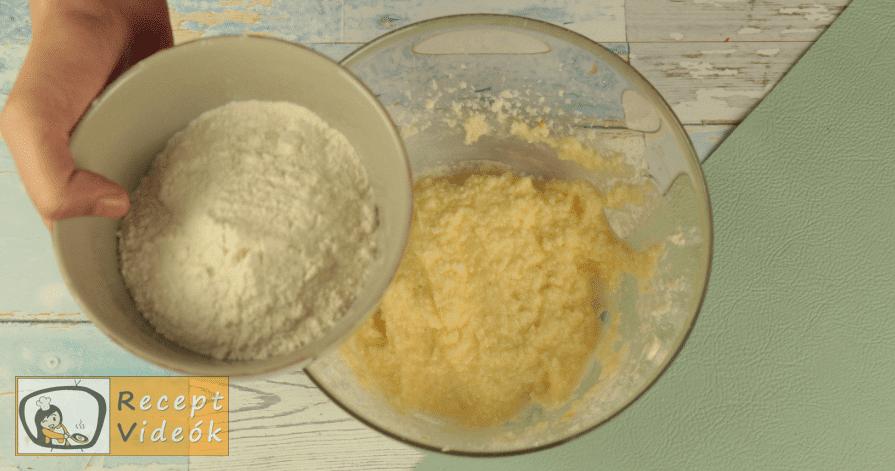 Ajándékdoboz sütik recept, ajándékdoboz sütik elkészítése 3. lépés