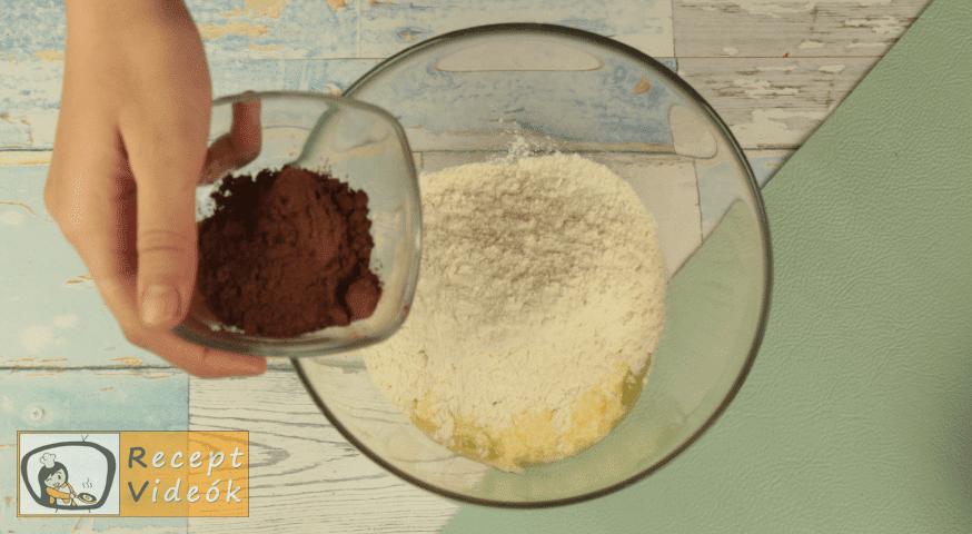 Ajándékdoboz sütik recept, ajándékdoboz sütik elkészítése 4. lépés