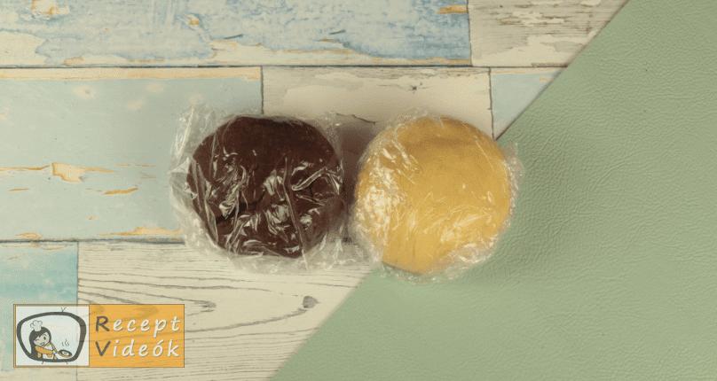 Ajándékdoboz sütik recept, ajándékdoboz sütik elkészítése 5. lépés